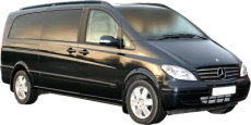 Tours of Warrington and the UK. Chauffeur driven, top of the Range Mercedes Viano people carrier (MPV)